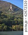 ライン川 城 世界遺産の写真 42672320