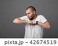 ポートレート 男 男性の写真 42674519
