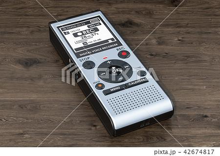 Digital voice recorder, dictaphone 42674817