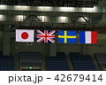 国旗 42679414