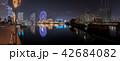 横浜 みなとみらい 夜景の写真 42684082