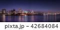 横浜 みなとみらい 夕景の写真 42684084
