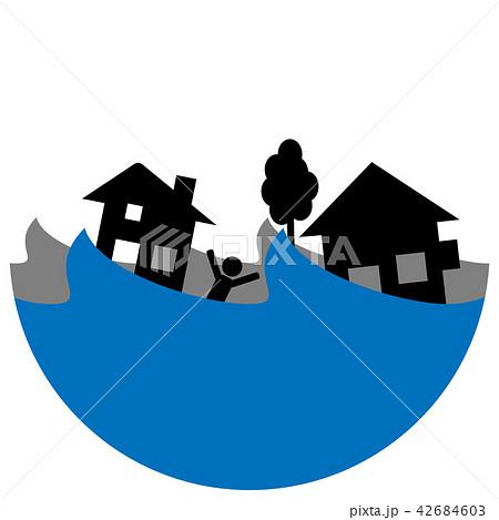 洪水 水害1 42684603