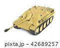 ドイツ V号駆逐戦車ヤークトパンター/狩りをする豹 42689257