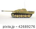 ドイツ V号駆逐戦車ヤークトパンター/狩りをする豹 42689276