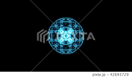 Colorful holographic background 42693729