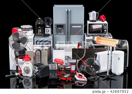 Kitchen and household appliances 42697952