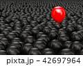 風船 気球 バルーンのイラスト 42697964