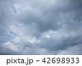 Heavy cloud over the sky before the rain  42698933