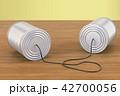 フォン 電話 テレフォンのイラスト 42700056