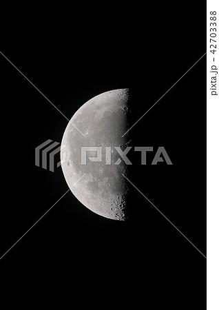 下弦の月 42703388
