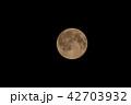 月 夜 満月の写真 42703932