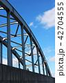 鉄橋 42704555