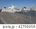 飛鳥Ⅱ 大さん橋 横浜港の写真 42705058