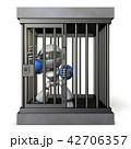 投獄されたロボット 42706357