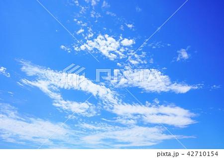 空 青空 雲 42710154