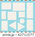 写実的 現実的 細密のイラスト 42711577