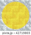 金箔 和柄 背景 42719803