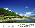 7月の乗鞍岳(撮影地:乗鞍岳、畳平) 42720477
