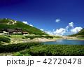 7月の乗鞍岳(撮影地:乗鞍岳、畳平) 42720478