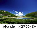 7月の乗鞍岳(撮影地:乗鞍岳、畳平) 42720480
