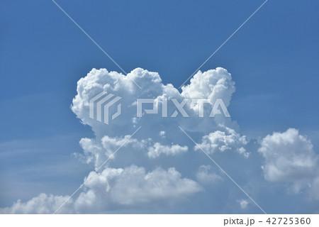 空と雲 42725360