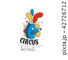 サーカス シンボルマーク ロゴのイラスト 42726712
