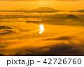 屈斜路湖 自然 風景の写真 42726760