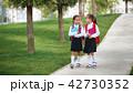 女の子 女児 女子の写真 42730352