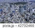 町並み 空撮 東京の写真 42732460
