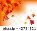 紅葉 モミジ 秋のイラスト 42734321