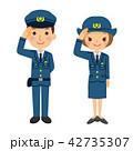職業 警察官 男女 42735307