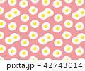 目玉焼きのパターン 42743014