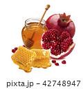 はちみつ 蜂蜜 蜜の写真 42748947