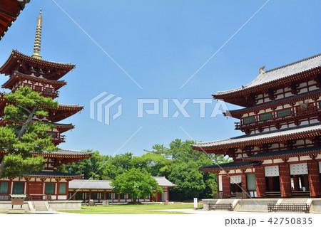 奈良・薬師寺 42750835