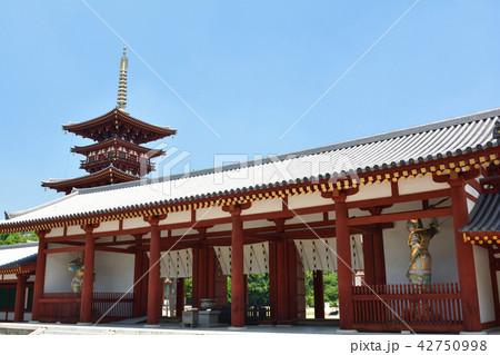 奈良・薬師寺 42750998