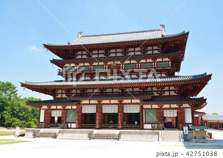 奈良・薬師寺 42751038