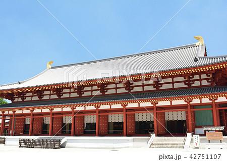 奈良・薬師寺 42751107