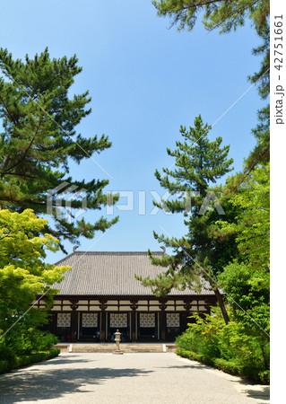奈良・唐招提寺 42751661
