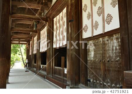 奈良・唐招提寺 42751921