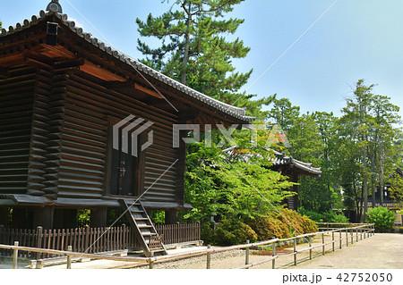 奈良・唐招提寺 42752050