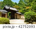 唐招提寺 国宝 重要文化財の写真 42752093