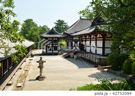 奈良・唐招提寺 42752094