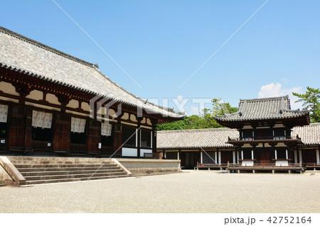 奈良・唐招提寺 42752164