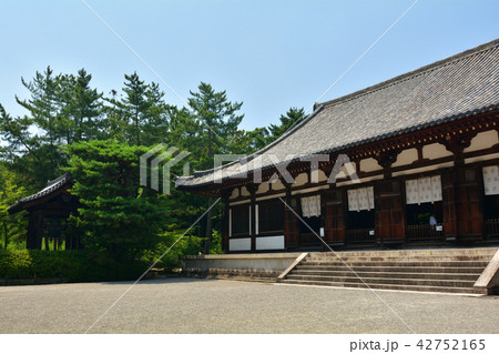 奈良・唐招提寺 42752165