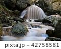 三日月の滝・杉田川渓谷(福島県・大玉村) 42758581