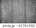 Close up rustic wood table with grain texture in v 42761582