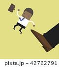 ビジネス 職業 ビジネスマンのイラスト 42762791