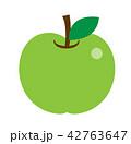 青りんご 42763647