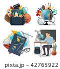 学校 教育 ベクトルのイラスト 42765922